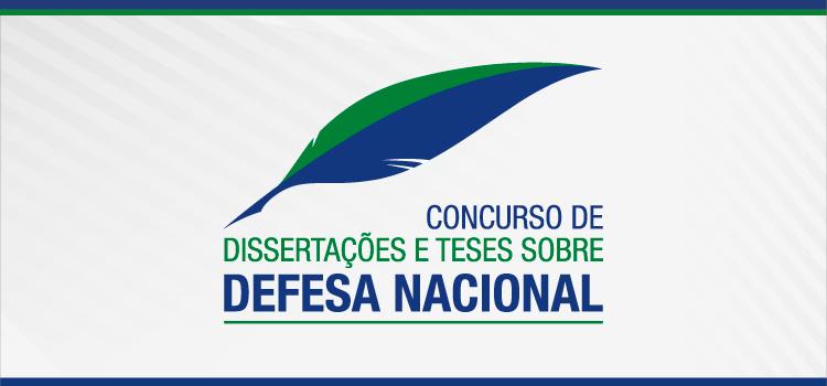 Ministério da Defesa inicia inscrições para o VIII Concurso de Dissertações e Teses sobre Defesa Nacional