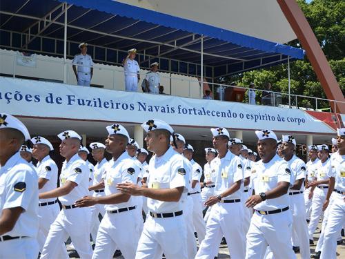 Diretor-Geral do Pessoal da Marinha visita o CIASC
