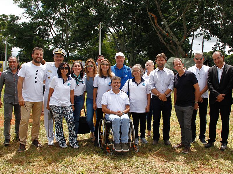 """Projeto """"Ecovila Naval"""" é lançado pelo Comando do 7º Distrito Naval"""