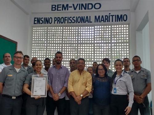 Capitania dos Portos de Pernambuco recebe recomendação para certificação ISO 9001:2015