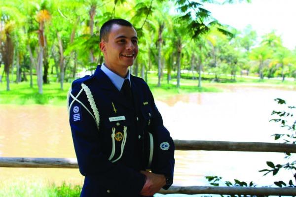 De S2 a 01 – Conheça a história de um aluno da Escola de Especialistas de Aeronáutica