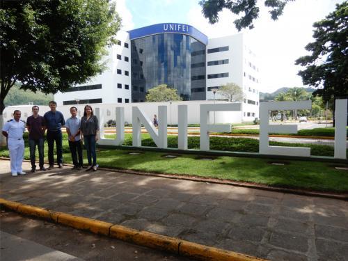 Oficial aluno da Marinha do Brasil inicia graduação em Mecânica de Aeronáutica na Unifei