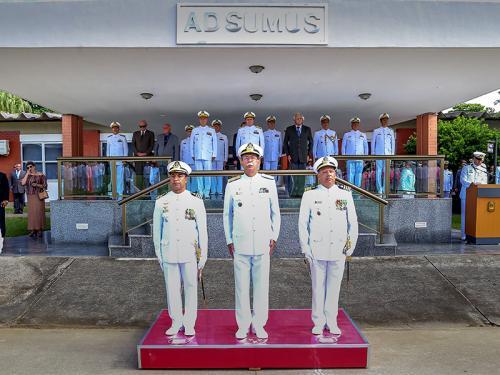 CIAMPA realiza cerimônia de passagem de comando