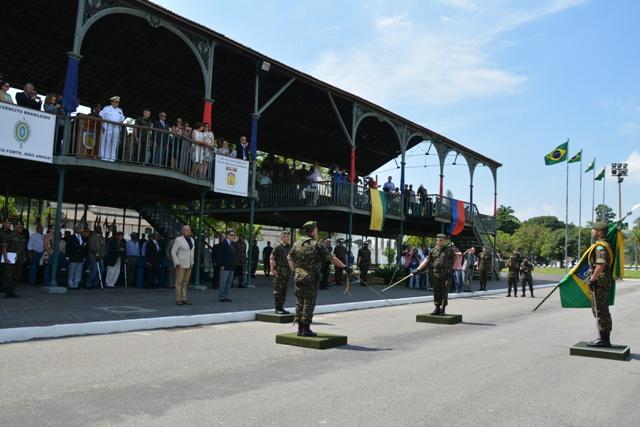 Passagem de Comando da 1ª Divisão de Exército