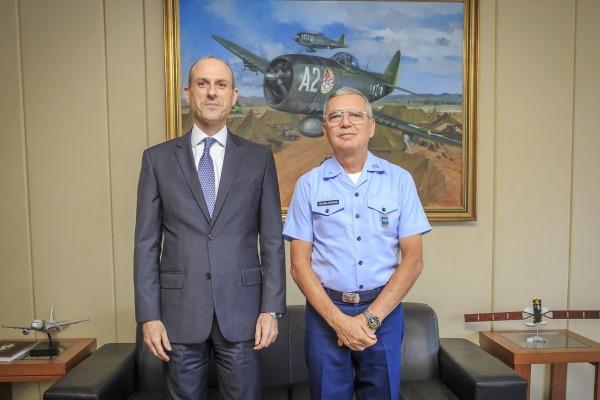 FAB recebe visita da Procuradoria-Geral da Fazenda Nacional (PGFN)