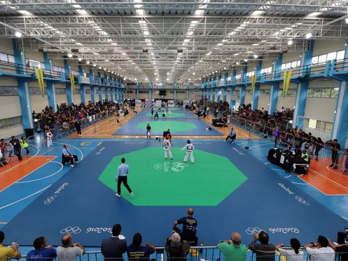 Marinha do Brasil recebe Grand Slam de Taekwondo