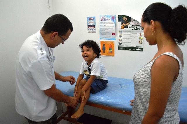 """17ª Bda Inf Sl operacionaliza """"Vôo da Saúde"""", para prover apoio de saúde para a Família Militar nas organizações militares do Acre, a fim de diminuir à carência em especialidades médicas."""