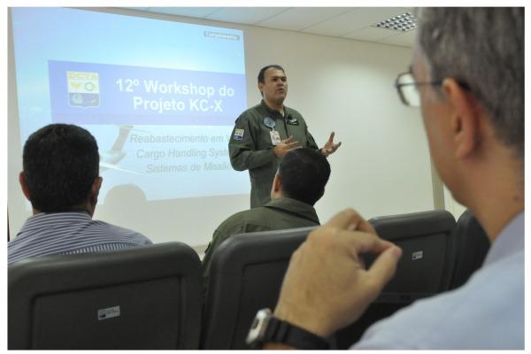 Workshop do DCTA discute atividades do KC-390 em 2018