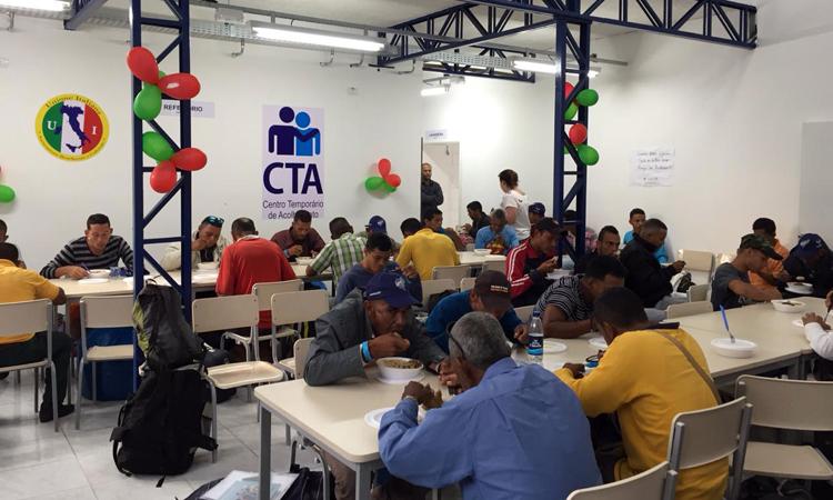 Processo de interiorização leva venezuelanos de Roraima para outras regiões do Brasil