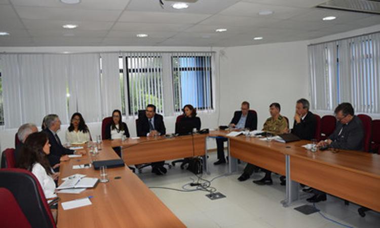Defesa e Comando do Exército visitam projetos de Parcerias Público-Privadas (PPP) no Estado da Bahia