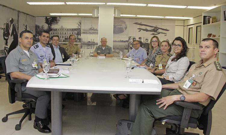 Pesquisa do MD e da Unifesp pretende implantar cultura de segurança alimentar nas Forças Armadas