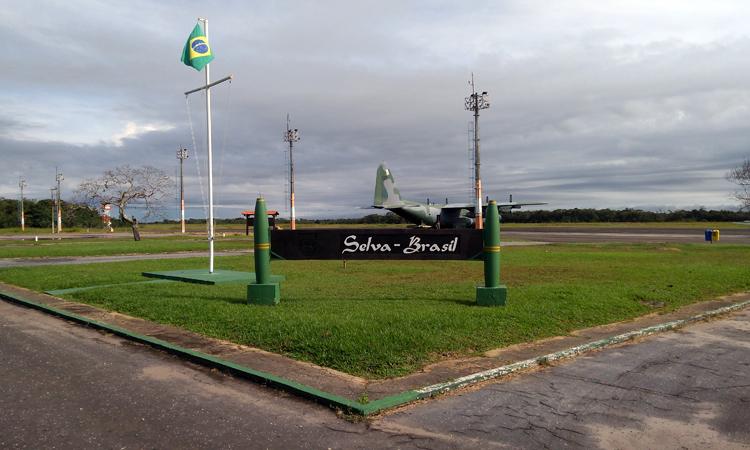 Campo de Provas Brigadeiro Velloso, em Novo Progresso (PA), completa 35 anos