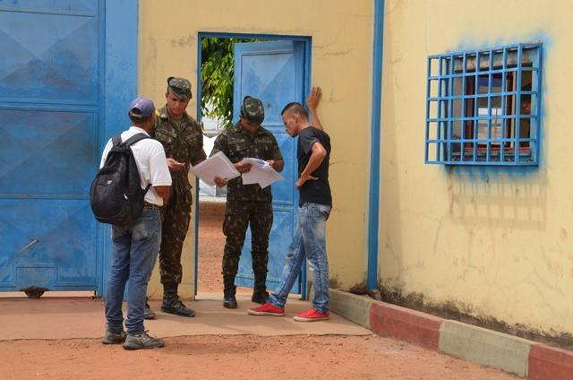 Abrigo Jardim Floresta recebeu, em um único dia, mais de 240 imigrantes provenientes da Venezuela que se encontravam em situação de vulnerabilidade. Com apenas uma semana de funcionamento, já são quase 500 acolhidos.