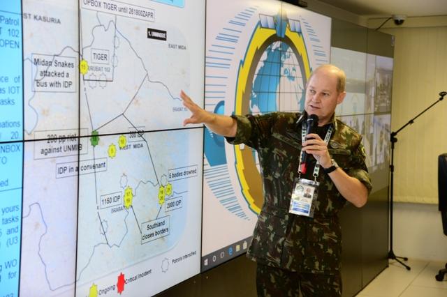 Exercício Viking se encerra e deixa legado de cooperação e interoperabilidade a futuras missões de paz