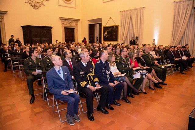 Atuação da FEB durante a II Guerra Mundial é relembrada durante semana de eventos na Itália.