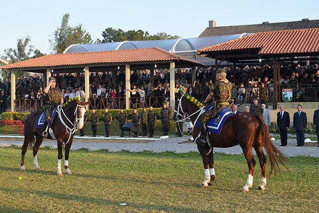 Passagem de Comando do Comando Militar do Sul