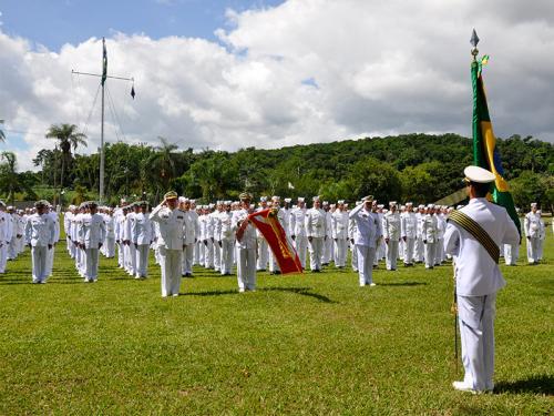 3º Batalhão de Infantaria de Fuzileiros Navais é agraciado com a Medalha Mérito Tamandaré