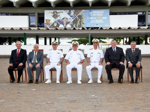 Comando do 7º Distrito Naval celebra o 58º aniversário