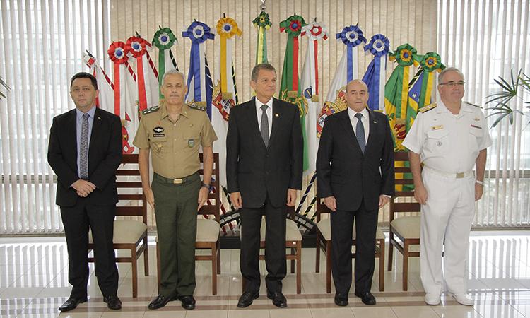 Departamento de Desporto Militar do Ministério da Defesa tem novo diretor