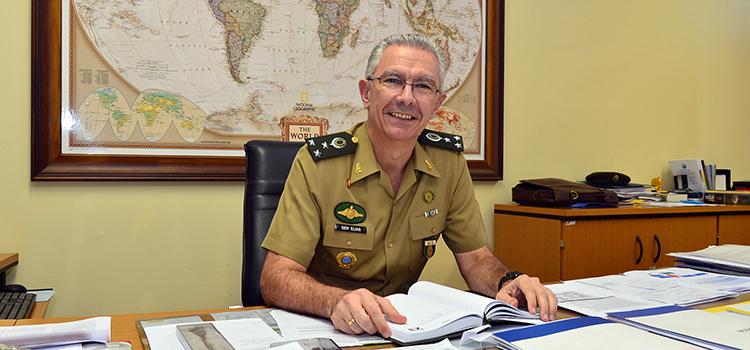 General brasileiro é o novo comandante da missão de Paz da ONU no Congo