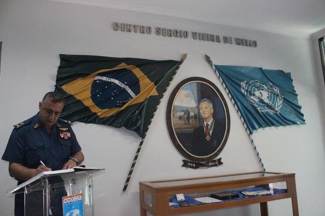 CONVERSAÇÕES ENTRE AS FORÇAS ARMADAS DO BRASIL E DO LÍBANO POSSIBILITAM FUTURA COOPERAÇÃO NA ÁREA MILITAR