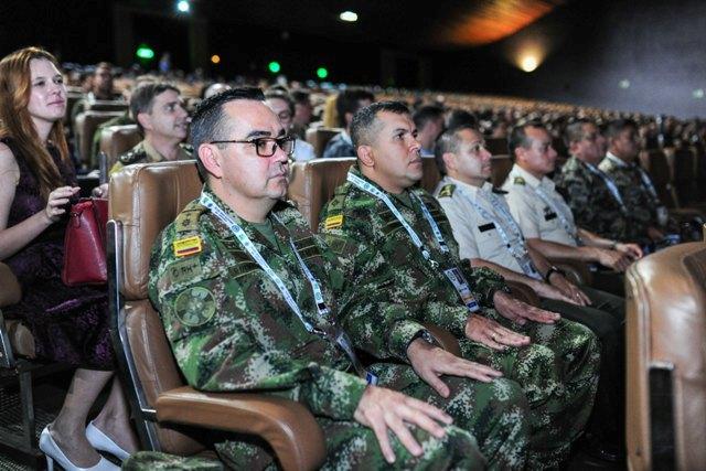 Maior Exercício Militar de Simulação de Missão de Paz é sediado no Brasil com a participação de 42 países