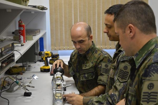 Novo dispositivo vai auxiliar no treinamento de operadores do Sistema IGLA-S