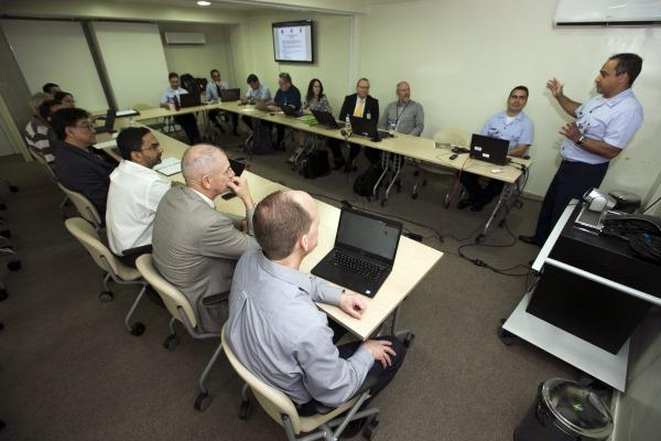 DECEA debate com Administração Federal de Aviação dos EUA sobre pesquisas de ionosfera
