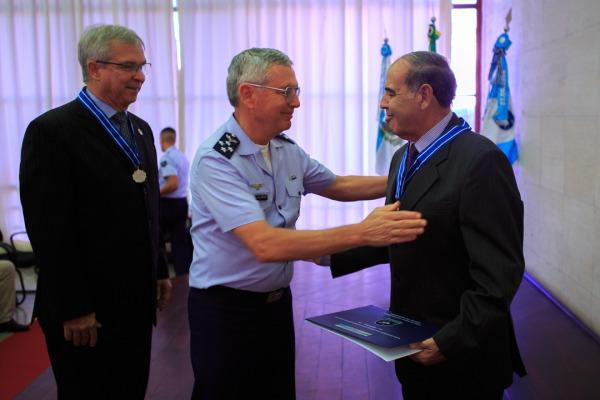 INCAER realiza cerimônia de posse de novo Conselheiro, no Rio de Janeiro