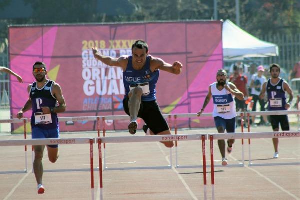 Atleta da FAB consegue ouro em duas competições internacionais de atletismo