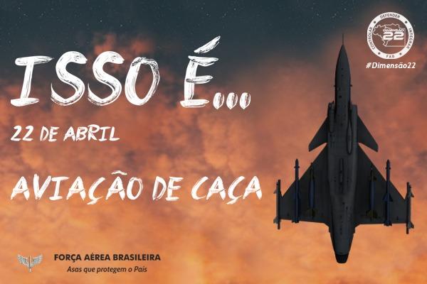 FAB lança página especial para comemorar o Dia da Aviação de Caça