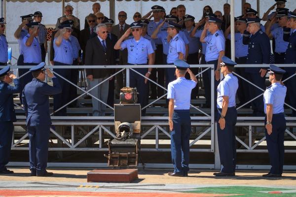 Ala 12 realiza cerimônia em homenagem aos pilotos da FAB mortos na Segunda Guerra