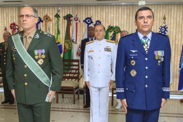 Chefia de Operações Conjuntas do MD é assumida por Oficial-General da FAB