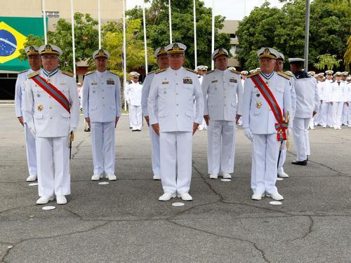 Diretoria-Geral de Navegação realiza cerimônia de transmissão de cargo