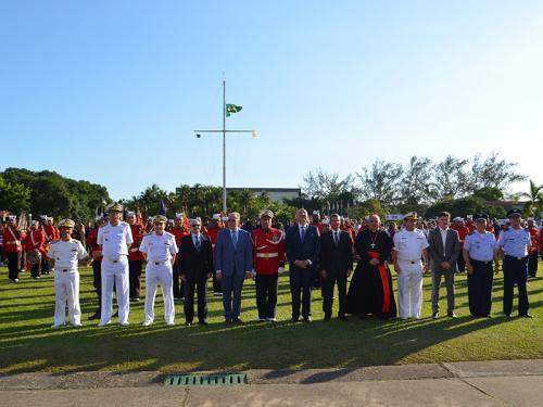 Marinha do Brasil inaugura projeto Profesp-Navegar