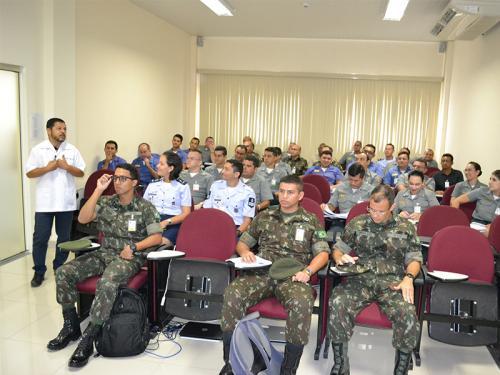 Centro de Intendência da Marinha em Manaus sedia curso in company do CIANB