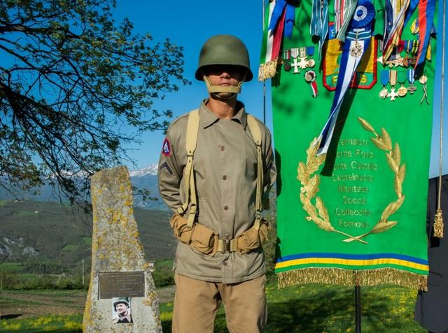 Força Expedicionária Brasileira é reverenciada durante comemorações do Dia da Liberação na Itália