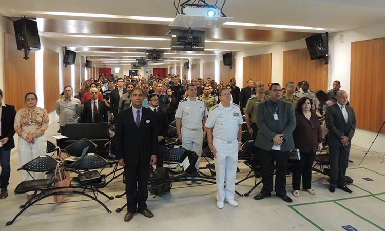 XVII Curso de Extensão em Defesa Nacional é realizado em Salvador (BA)