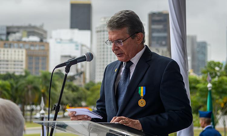 Dia da Vitória: Defesa comemora o 73º aniversário do fim da Segunda Guerra Mundial