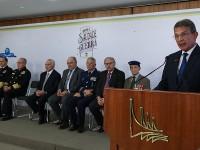 """17/05/2018 Cerimônia de Abertura da Exposição """"Entre a Saud"""