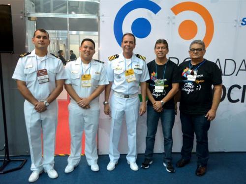 Centro de Intendência da Marinha em Belém participa da 9ª Feira do Empreendedor do Sebrae