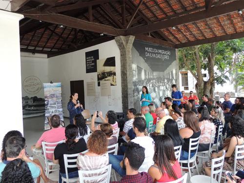 Museu da Imigração da Ilha das Flores participa da 16ª Semana de Museus, no RJ