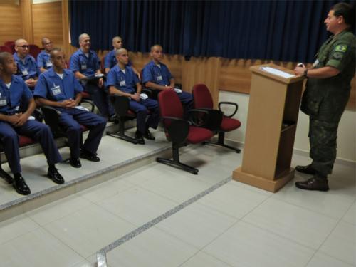 Capitania Fluvial do Rio Paraná e Senai em Foz do Iguaçu fazem parceria para cursos para marinheiros