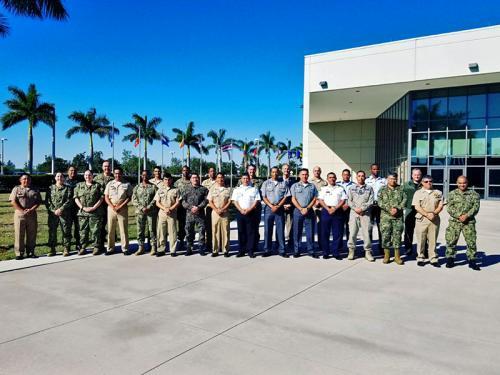 """Marinha do Brasil participará da """"Operação Multinacional Panamax 2018"""""""