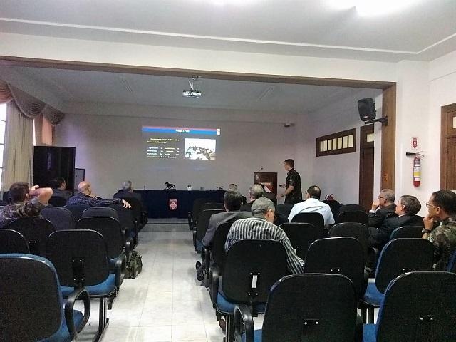 Centro de Educação a Distância do Exército participa da Visita de Integrantes do Programa Força de Nossa Força