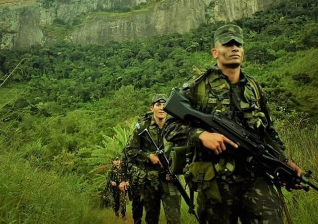 Exército Brasileiro envia uma equipe para representá-lo em Competição Internacional de Patrulhas no Chile