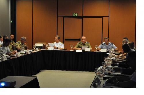 Parceria entre as Forças Armadas na área de ciência, tecnologia e inovação já apresenta resultados