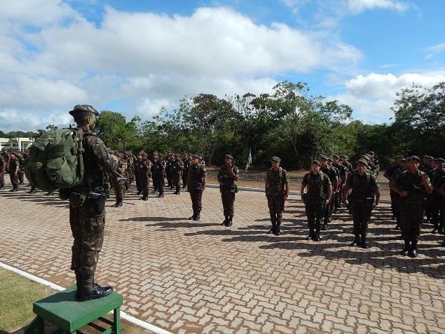 """""""Brigada da Foz"""" recebe a visita do Novo Comandante Militar do Norte"""
