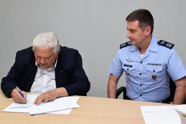 IEAV assina Acordo com Parque Tecnológico de São José dos Campos