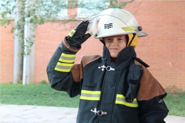 Alunos do PROFESP em São Paulo têm instrução sobre prevenção a incêndios